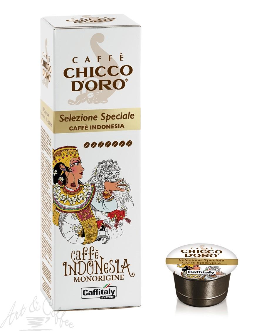 10 Capsule Caffitaly Chicco D'oro - Selezione Speciale Indonesia