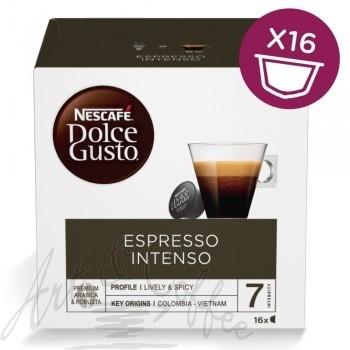 16 Capsule Nescafè Dolce Gusto Espresso Intenso