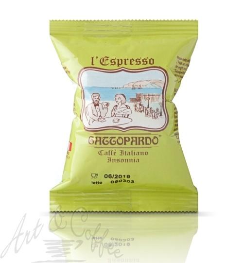100 Capsule Gattopardo compatibili A Modo Mio miscela Insonnia