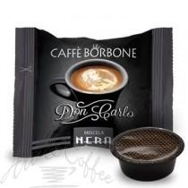 100 Capsule Caffè Borbone compatibili A Modo Mio miscela Nera
