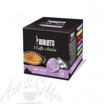 "16 Capsule Bialetti ""I Caffè d'Italia"" Milano"