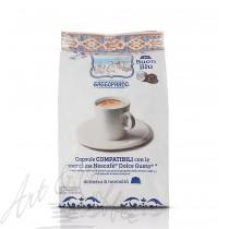 96 Capsule Gattopardo compatibili Nescafè Dolce Gusto miscela blu
