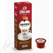 10 Capsule Caffitaly Cagliari Crem Espresso