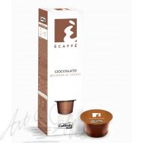 10 Capsule Caffitaly Ecaffè Cioccolata