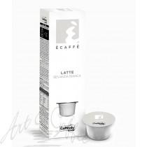 10 Capsule Caffitaly Ecaffè Bevanda Bianca