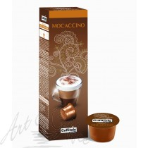 10 Capsule Caffitaly Mocaccino