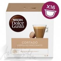 16 Capsule Nescafè Dolce Gusto Cortado
