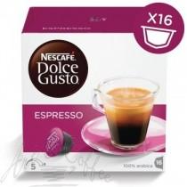 16 Capsule Nescafè Dolce Gusto Espresso