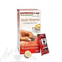 30 capsule Espresso Cap miscela Gran Aroma