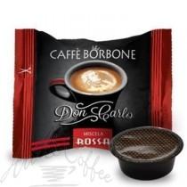 100 Capsule Caffè Borbone compatibili A Modo Mio miscela Red