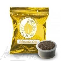 100 Capsule Caffè Borbone compatibili Espresso Point miscela Oro