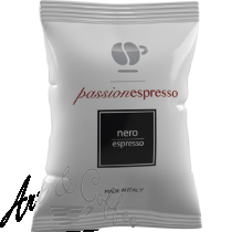 100 Capsule Lollo Caffè compatibili Nespresso miscela Nera