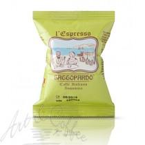 100 Capsule Gattopardo compatibili Nespresso miscela Insonnia